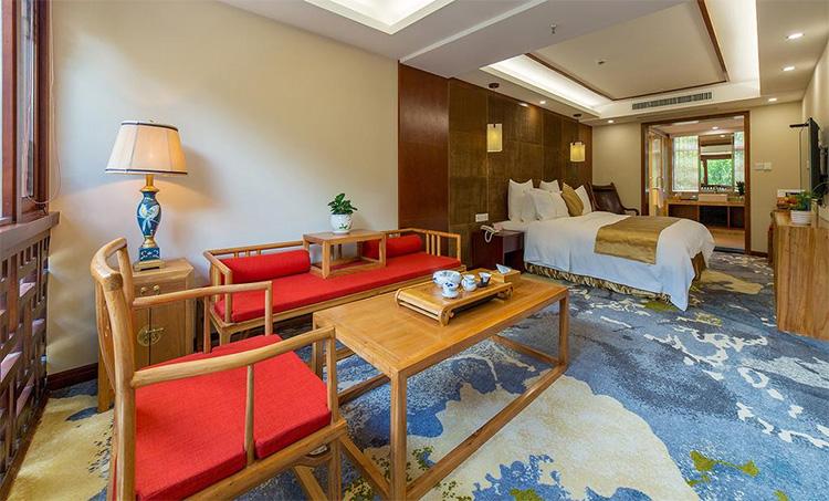 丽江河畔会馆度假酒店-豪华客房