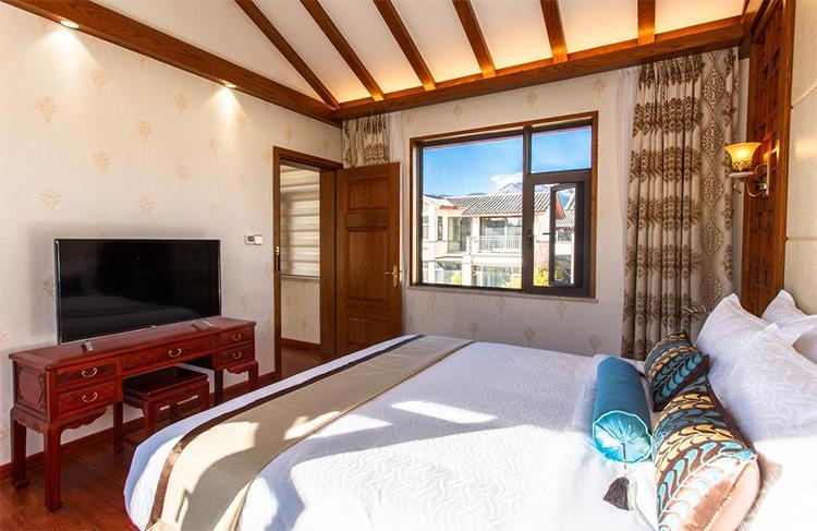 丽江雪域金沙酒店-舒适的会议酒店客房
