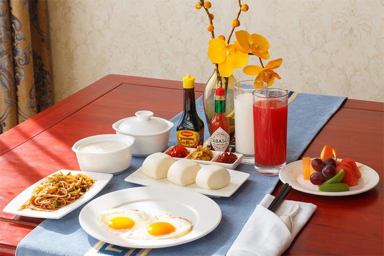 丽江雪域金沙酒店-营养美味的会议酒店早餐