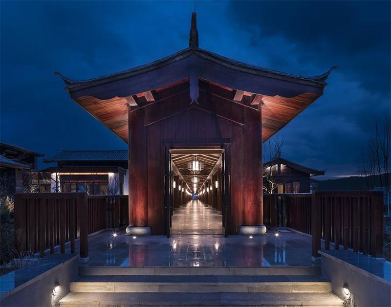 丽江金茂璞修雪山酒店