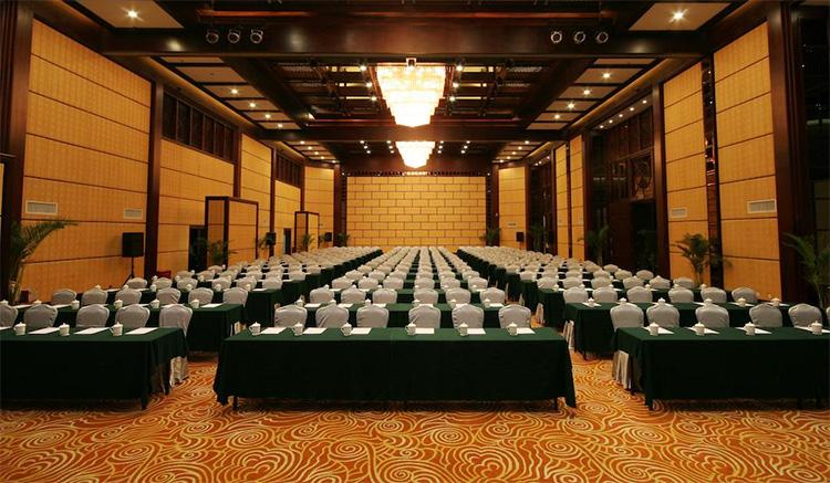 丽江大港旺宝国际饭店-酒店会议场地展示