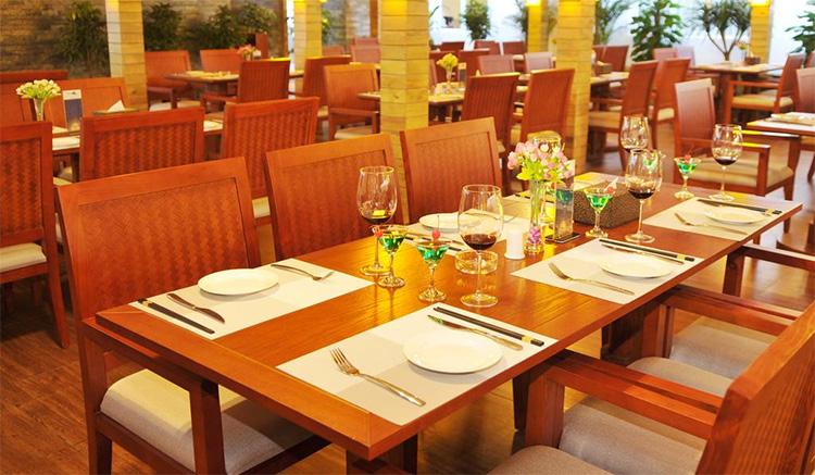 西双版纳滨港国际大酒店-会议酒店餐厅