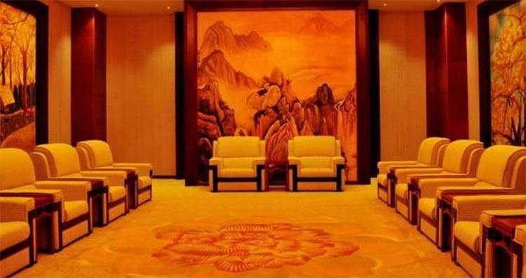 腾冲美尔翡翠皇冠建国酒店会议场地