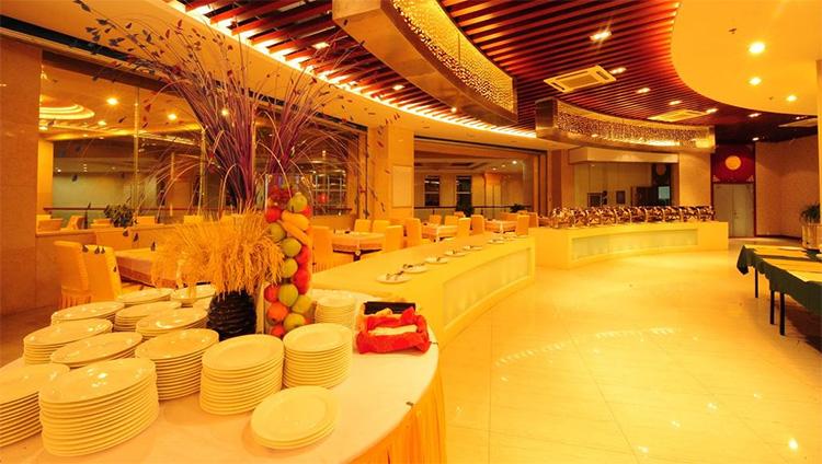 腾冲民航大厦-腾冲会议酒店餐厅环境展示