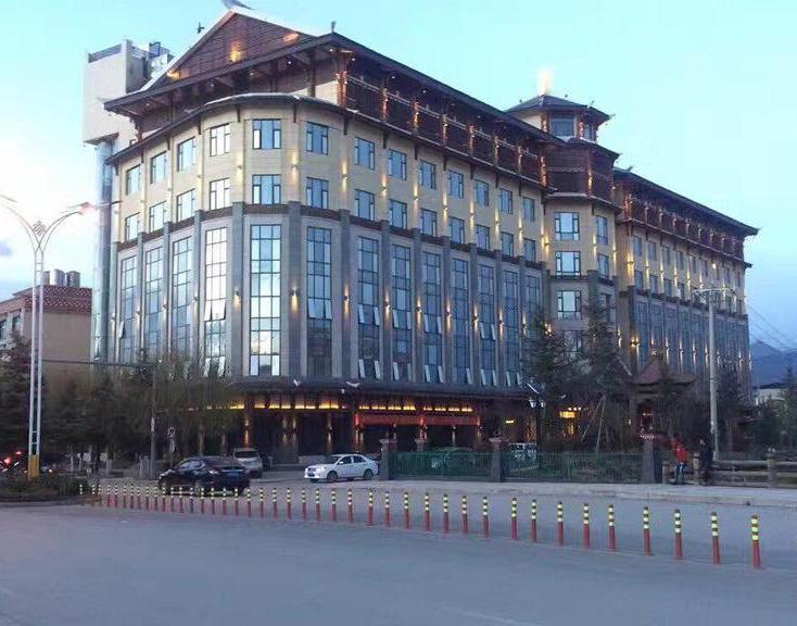 香格里拉安信蓝海钧华大饭店