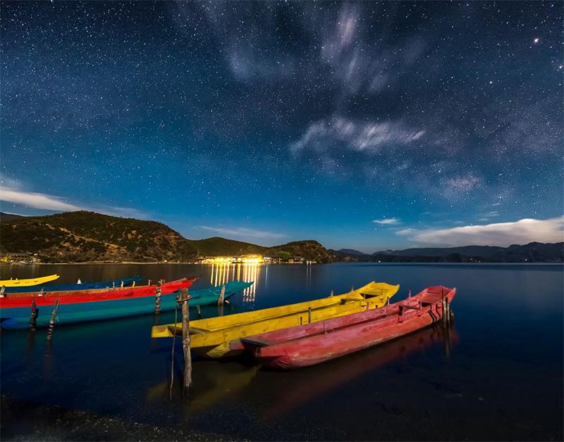 泸沽湖一地四天三晚纯玩游