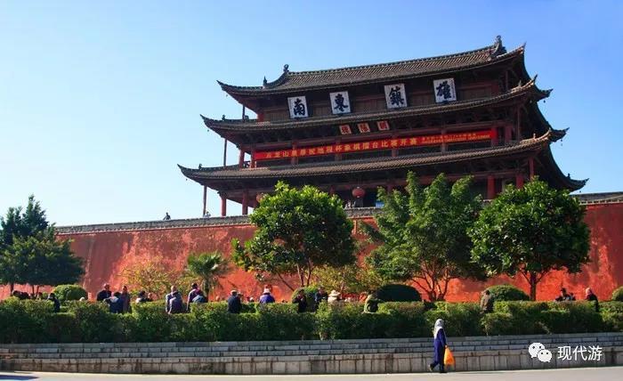 云南红河旅游攻略:建水古城