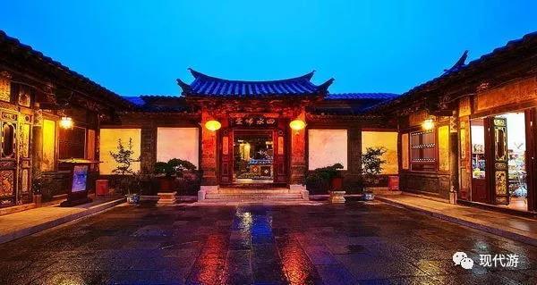 云南红河旅游攻略:朱家花园