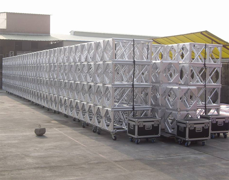 会议搭建-铝合金桁架