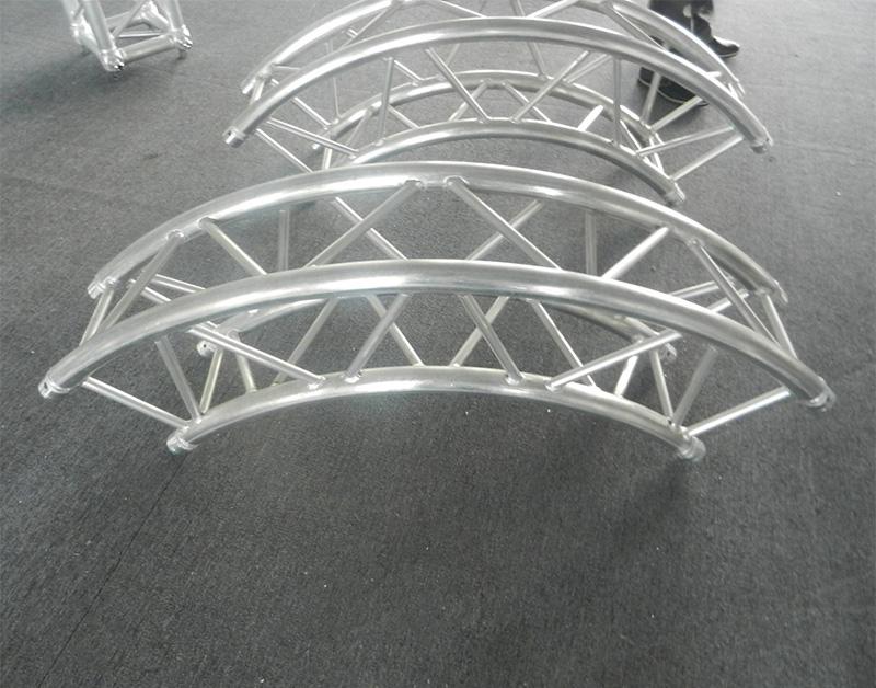 会议搭建-铝合金拱形桁架