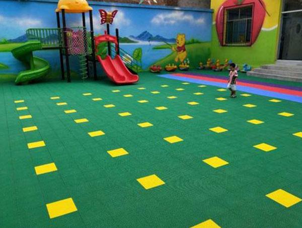 云南幼儿园悬浮地板