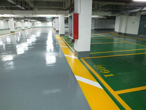 停车场车库划线在前期规划中要做些什么