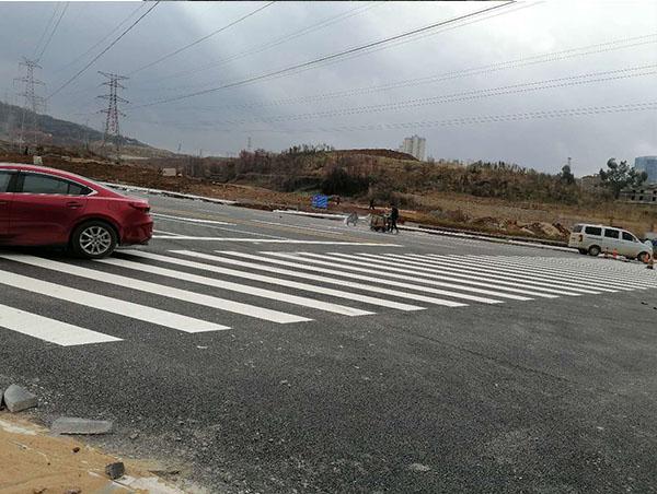 公路交通标线的施工要求有下面这几个