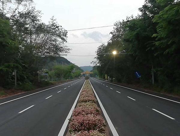 高速路标线