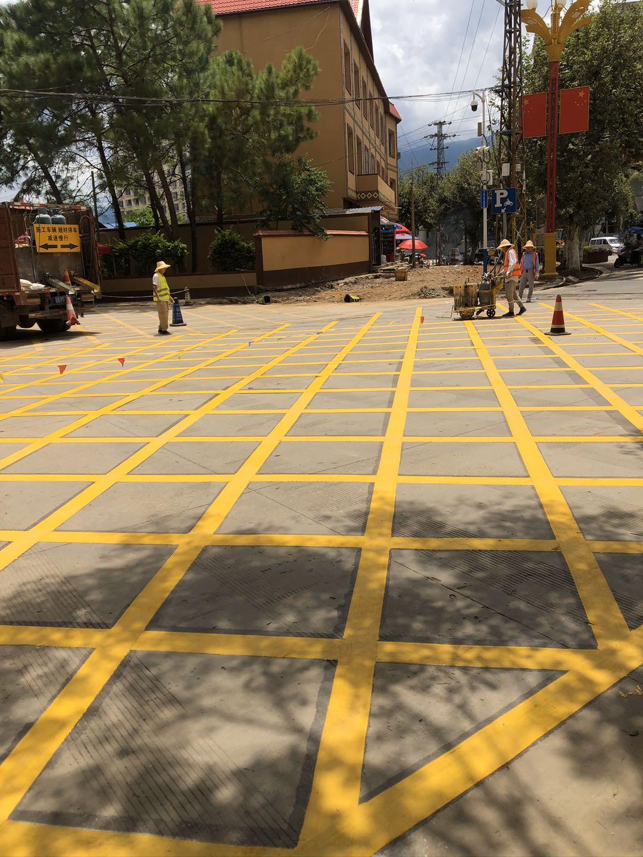對于公路交通標線的標劃區分你知道嗎