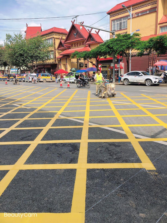 云南网格划线施工