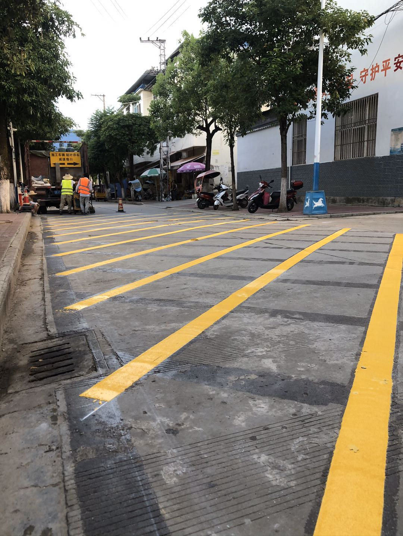 如何选择公路交通标线厂家施工队伍