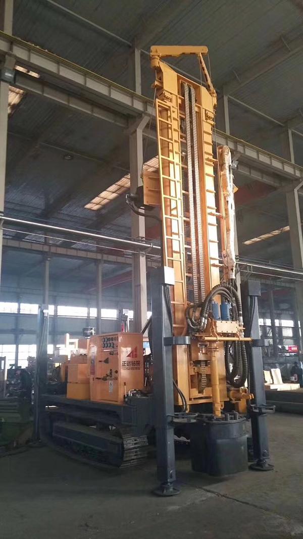 400系列多功能水井钻机