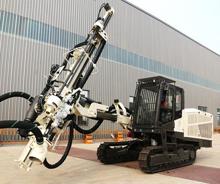 LGMRT ST120 露天頂錘鑽機