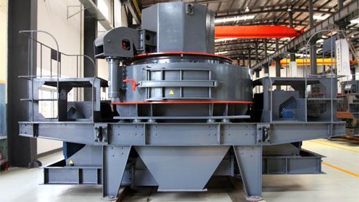 干法制砂設備與系統的技術的特點
