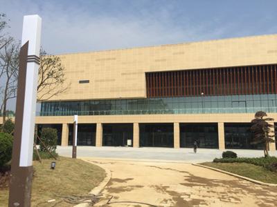 贵州道真体育馆机房监控