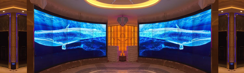 贵州铜仁高端会所显示屏