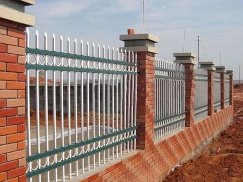 铸铁铁艺围墙护栏