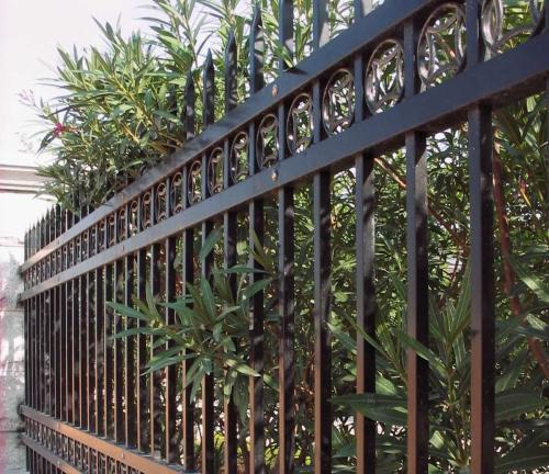 焊接铁艺护栏