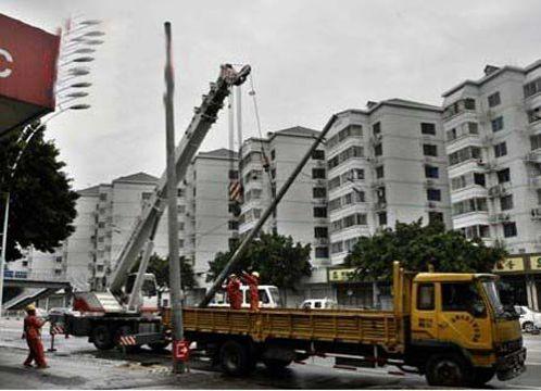 城市建設施工案例