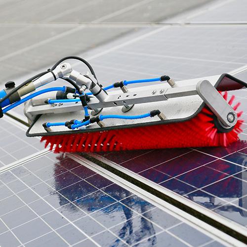 光伏板清洗机器人设备