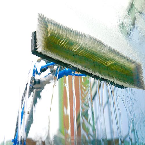 玻璃清洗设备