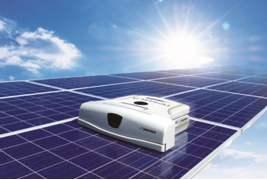 长时间保持光伏太阳能板清洁的原因是什么?