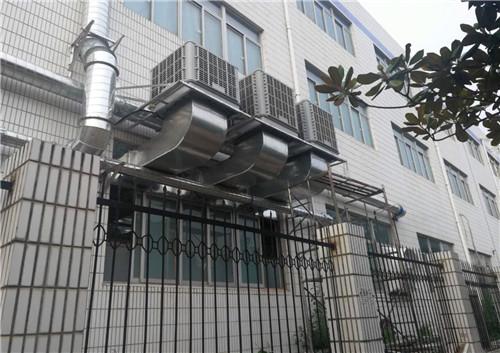 某办公楼安装水冷空调