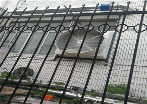 塑料厂安装负压风机