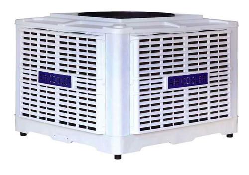 在使用工业水冷空调时怎样让它的降温通风效果更好