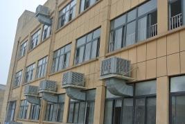 在高温的天气安装武汉厂房降温设备的重要性