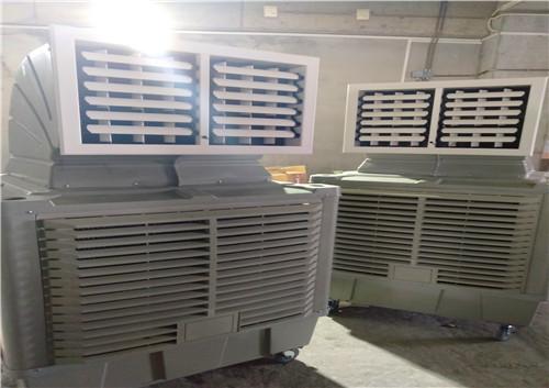 工业水冷空调为什么可以在厂房通风降温领域得到广泛使用