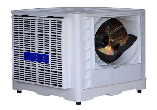 怎样降低工业水冷空调在运行中产生的噪音呢,小编来手把手教您