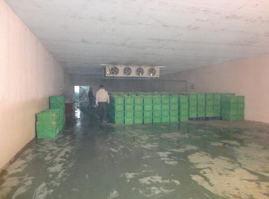 贵州食品冷库安装