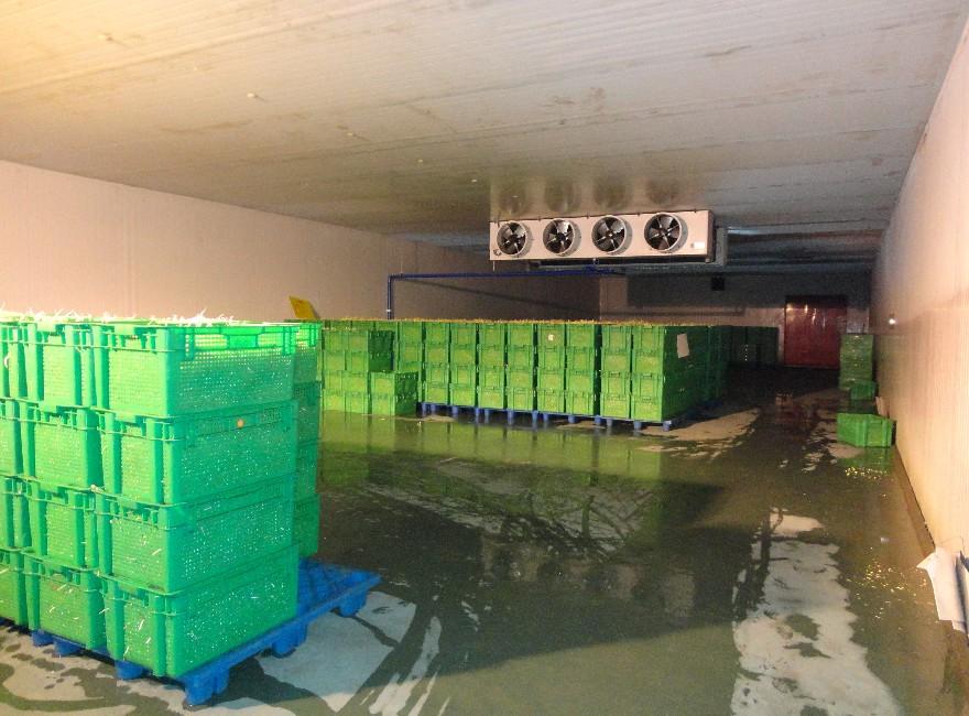 贵州食品冷库建造