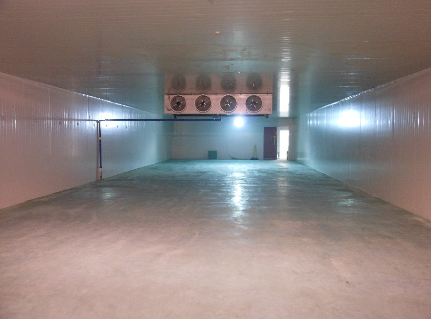 贵阳食品冷库建造
