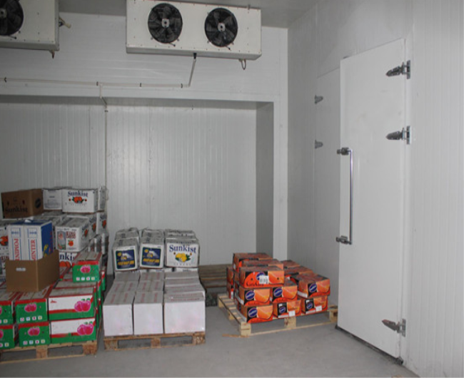 西安食品冷库