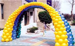 沈阳婚礼气球布置介绍婚房气球布置方法
