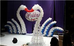 气球装饰行业正走红,机会重在把握丨沈阳婚礼气球布置公司提供