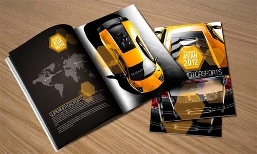 企业内部刊物设计印刷包装