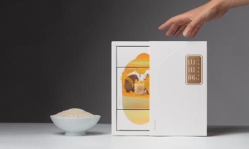 粮食包装袋包装设计