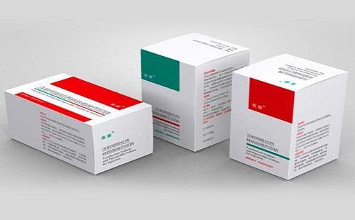 药品盒包装经验分享:各种药品设计包装的细节性要求