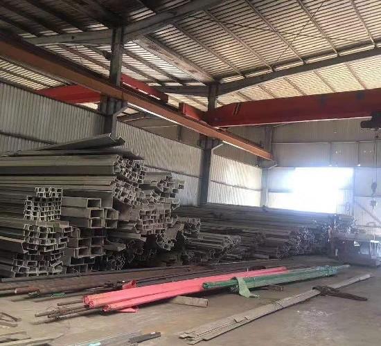 不锈钢槽钢定制