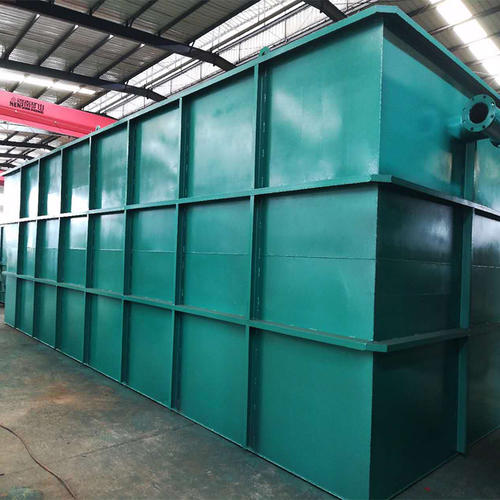 烏蘭浩特/濟南高速公路污水處理設備的工作原理