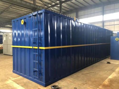 新型服务区污水处理设备